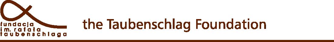Fundacja im. Rafała Taubenschlaga Logo
